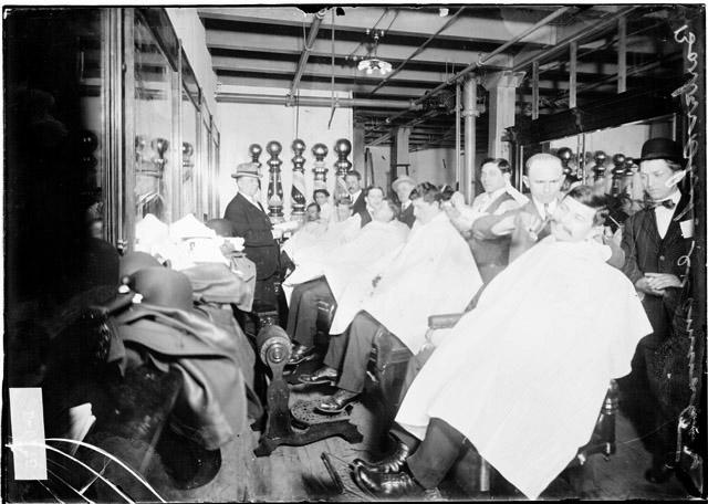 Barber Shops of Boise Arts amp History Blog
