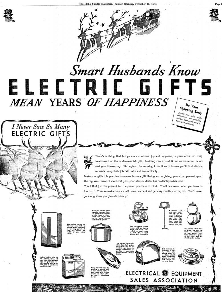 1_ElectricGifts_IdahoStatesman_Dec15_1940