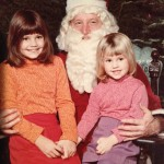 Fashion, Santa's Faux Beard and My Sister, By Amy Fackler