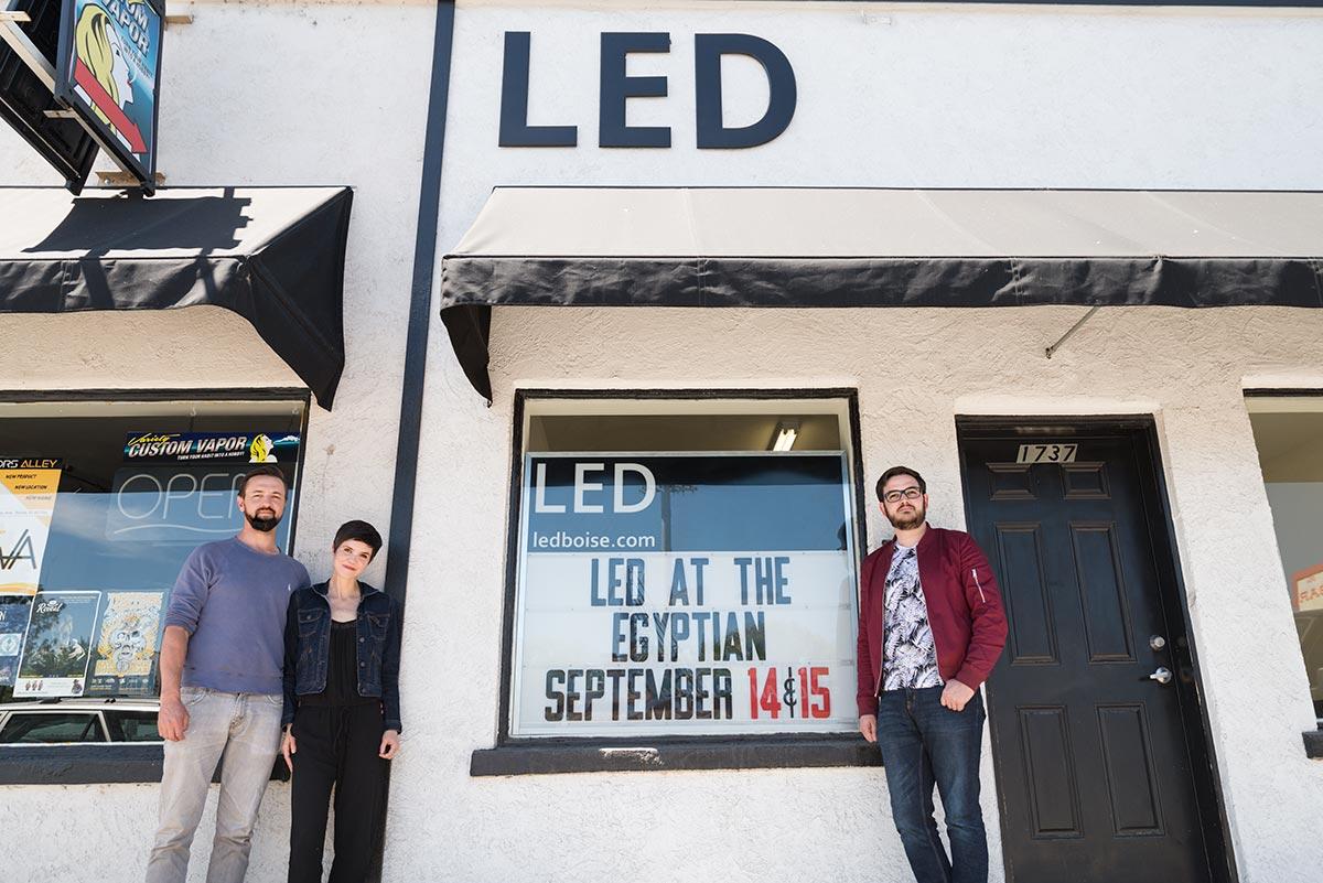 1 LED_Boise