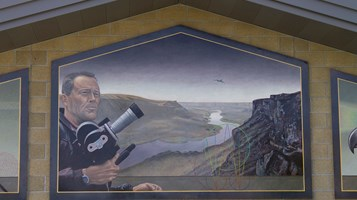 MORLEY NELSON MURAL BY MARCUS PIERCE IMAGE 4