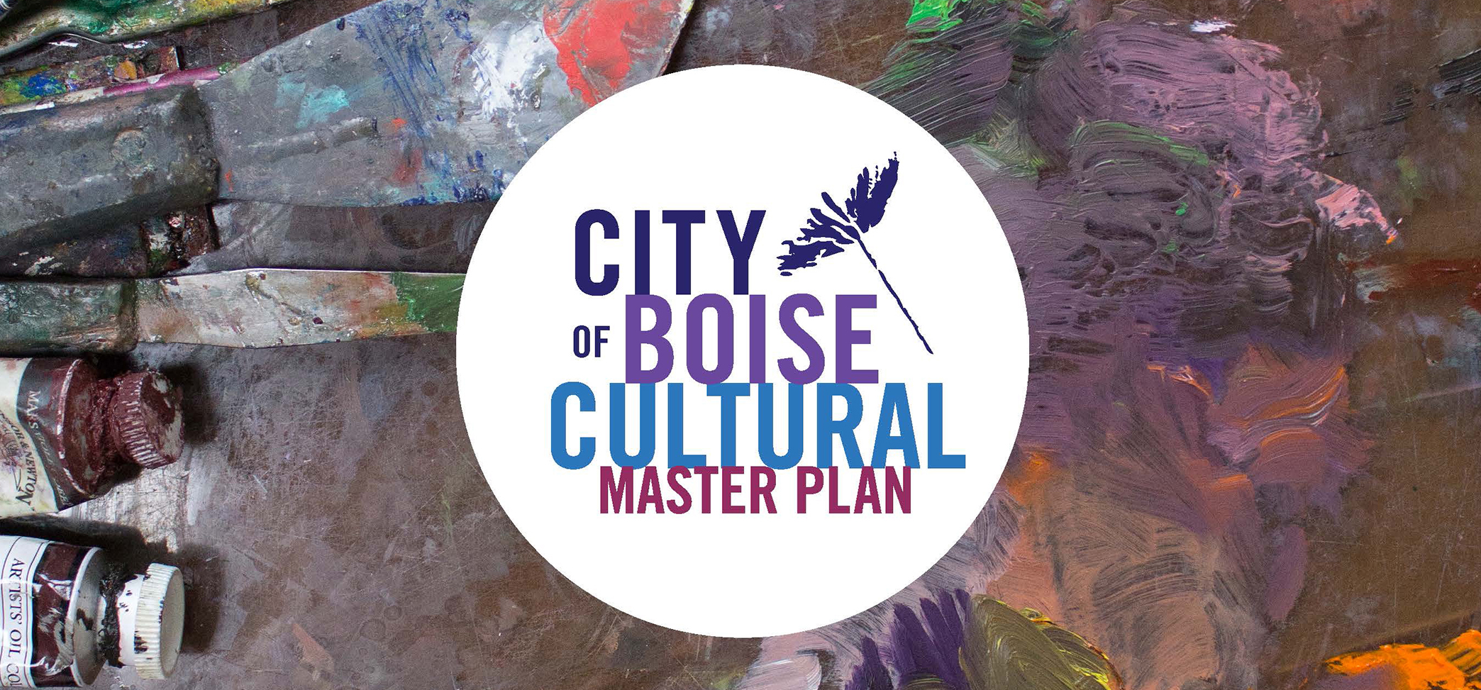 City of Boise Cultural Master Plan text image