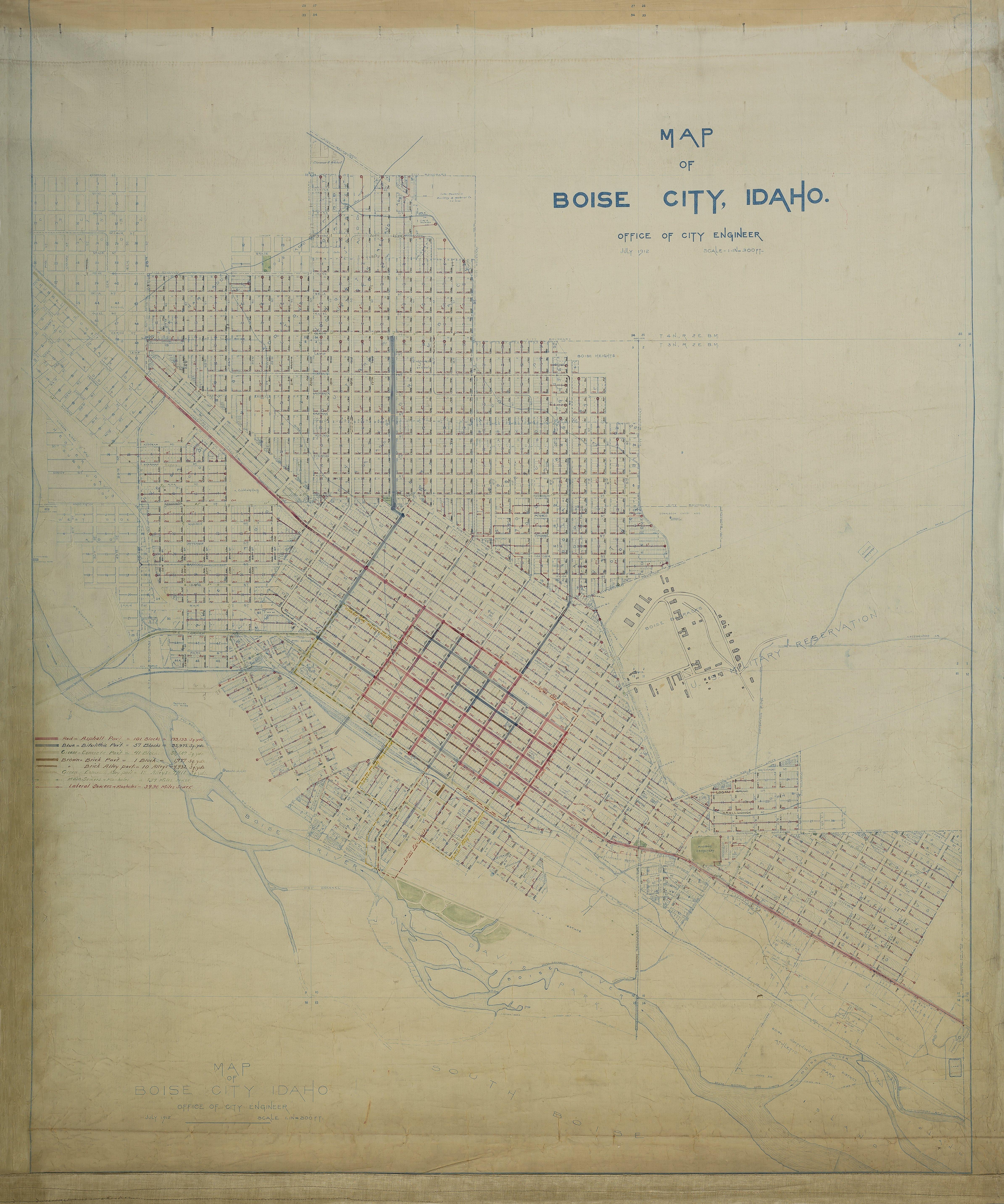 Archives | Boise Arts & History